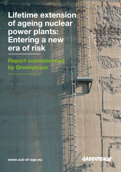Lifetime extension of ageing nuclear power plants: Entering a new era of risk (ENG)