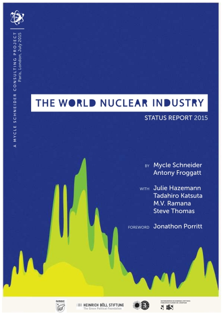 The World Nuclear Industry Status Report 2015 (ENG)