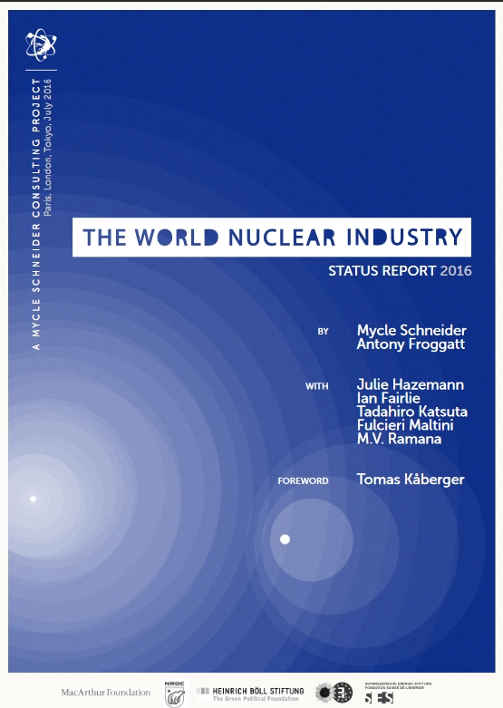 The World Nuclear Industry Status Report 2016 (ENG)