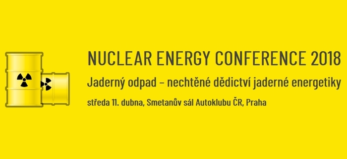 Nuclear Energy Conference 2018